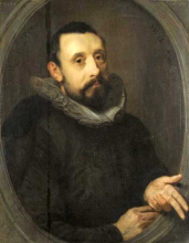 Portret Jan Pieterszoon Sweelinck