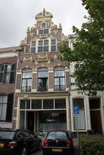 't Huis de Reiger/Organistenhuis; Stromarkt 9